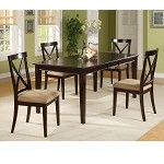 Jackson Dining Table With Extension Leaf