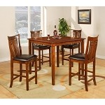 Silverton 5 Piece Pub Set