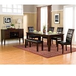 Havenhurst Extension Dining Table With Butterfly Leaf