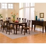Antioch Extension Dining Table With Butterfly Leaf