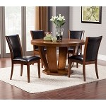 Delano Round Pedestal Dining Table