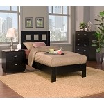 Manhattan Twin Size Platform Bed