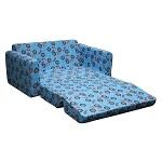 Juvenile Poly Cotton Sofa Sleeper - Twin 36