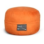 Mod Pod Junior 3' Soft Suede Pumpkin 32-7014-1010
