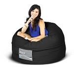 Mod Pod Junior 3' Lounger - Black 32-7014-601