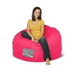 Mod Pod Single 4' Lounger - Hot Pink 32-7024-100