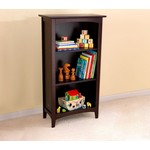 Avalon Tall Bookshelf - Espresso