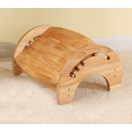 Adjustable Stool for Nursing - Natural