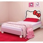 Hello Kitty® Twin Bed