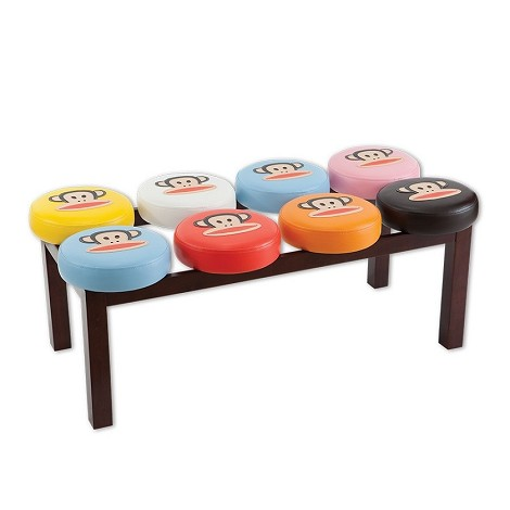 Paul Frank® Marshmallow Bench