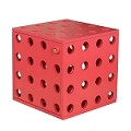 Paul Frank® Stackable Cube Pink