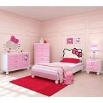 Hello Kitty® Bedroom In A Box+Chest
