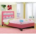 Paul Frank Hearts Bed Pink