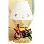 Cal Lighting 60W Treasure Island Lamp