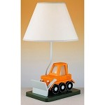 Cal Lighting 60W Bull-Dozer  W/ Nite Light Lamp