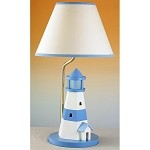 Cal Lighting 60W Light House W/Nite Light Lamp