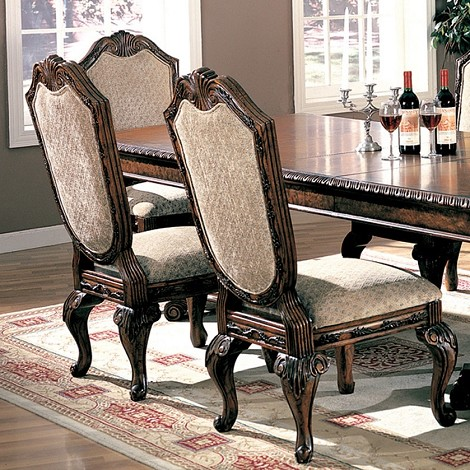 100132 Saint Charles Side Chair (set of 2)
