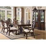 101037 Tabitha Traditional Dining Set