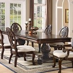 101037 Tabitha Traditional Dining Table