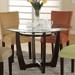 101490 Bloomfield Round Dining Table
