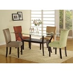 101491 Bloomfield 5 Piece Rectangle Dining Set