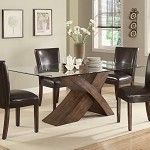 103051 Nessa X Base Dining Table