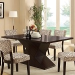 103160 Libby Hourglass Dining Table