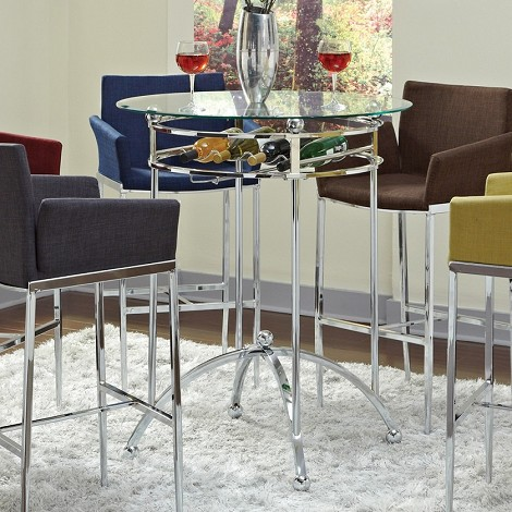 120335 Modern Bar Height Table