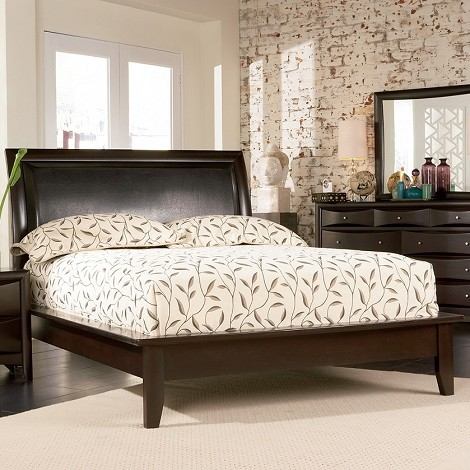 200410 Phoenix Contemporary Platform Bed