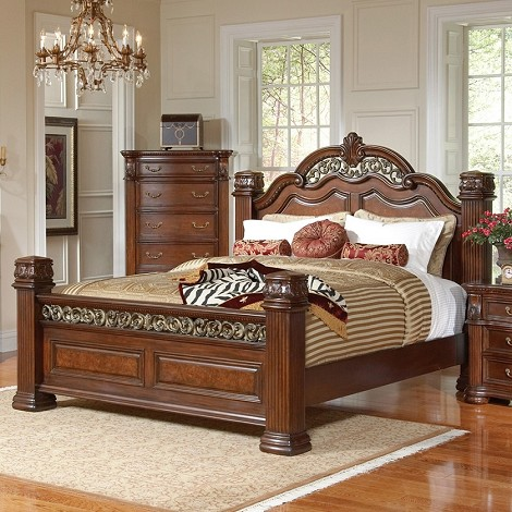 201821 Dubarry Grand Bed