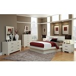 202990 Jessica Pier Bedroom set
