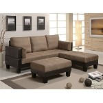 300160 Fulton Contemporary Sofa Bed Group with 2 Ottomans