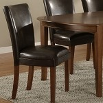 4077 Parson Chair (set of 2) Brown
