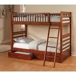 460193 Twin/Twin Bunk Bed