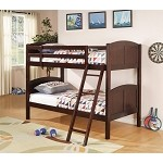 460213 Bunks Twin Over Twin Bunk Bed