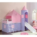 460279 Bunks Twin Loft Bed