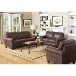 504201 Bentley Elegant and Rustic Sofa Set