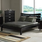 5631q Stuart Contemporary Queen Bed