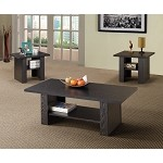 700345 Contemporary 3 Piece Occasional Table Set
