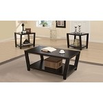 701510 Contemporary 3 Piece Occasional Table Set