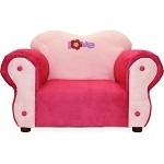 Fantasy Furniture Comfy Chair Love