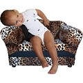 Fantasy Furniture Wave Chair Leopard