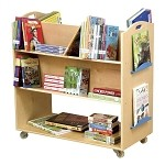 School Library Cart