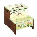 Lambs&Ivy Papagayo Storage Stool