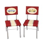 Retro Racers Extra Chairs