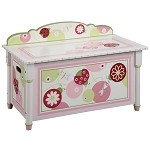 Lambs&Ivy Sweetie Pie Toy Box