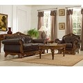 14379 Golden Eagle Leather Sofa Set
