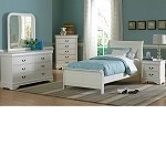 539TW Marianne Bedroom Set White