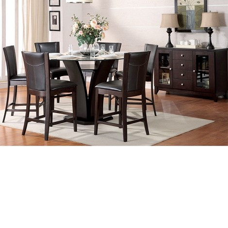 710-36RD Daisy Dining Set