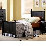 875T Pottery Bed Black
